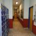 Διάδρομος αιθουσών Ι1-Ι4 και βιβλιοθήκης